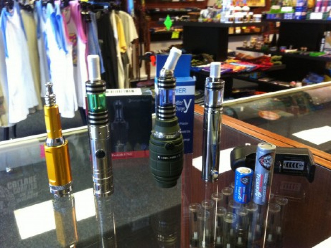E-Juice Vapes & Accessories